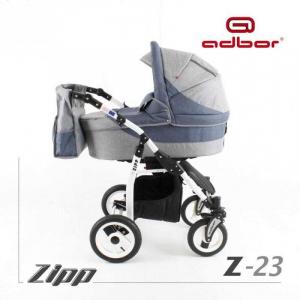 Carucior copii 3 in 1 Adbor Zipp [2]