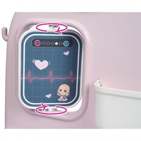Centru de ingrijire pentru papusi Smoby Baby Care Center cu papusa si accesorii [6]
