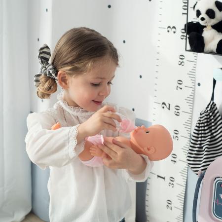 Centru de ingrijire pentru papusi Smoby Baby Care Center cu papusa si accesorii [8]