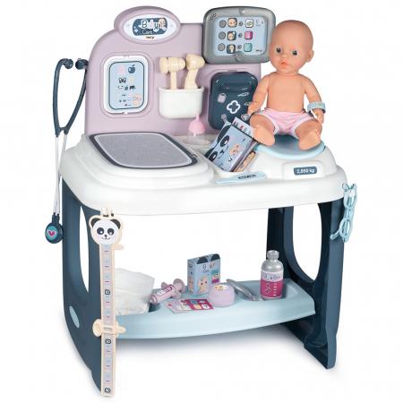 Centru de ingrijire pentru papusi Smoby Baby Care Center cu papusa si accesorii [0]