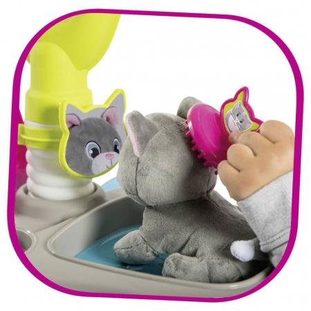 Centru de joaca pentru pisici de jucarie Smoby Cat's House [8]