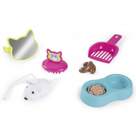 Centru de joaca pentru pisici de jucarie Smoby Cat's House [2]