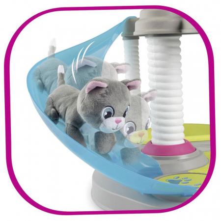 Centru de joaca pentru pisici de jucarie Smoby Cat's House [5]