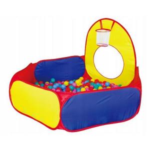 Cort de joaca cu piscina si 100 de bile9
