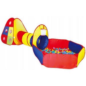 Cort de joaca cu piscina si 100 de bile2
