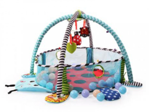 Covoras de joaca Cangaroo Ladybird0