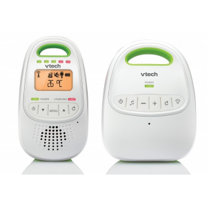 Interfon digital bidirectional BM2000, include melodii si lampa de veghe, raza actiune 300 m - Vtech [1]