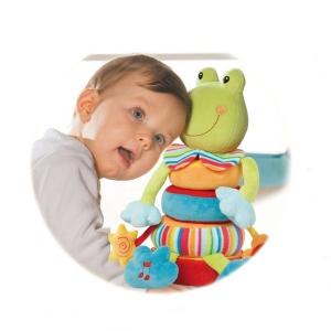 Jucarie din plus Broscuta -Brevi Soft Toys-153521 [2]