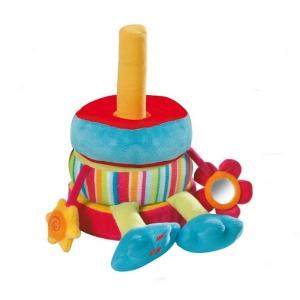 Jucarie din plus Broscuta -Brevi Soft Toys-153521 [1]