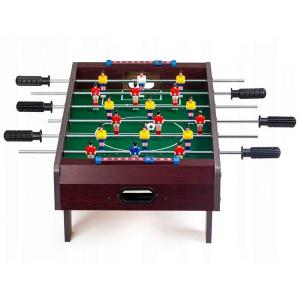Masa de fotbal din lemn Ecotoys 69 x 36 x 22 cm [0]