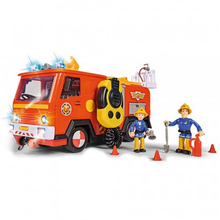 Masina de pompieri Simba Fireman Sam Mega Deluxe Jupiter cu 2 figurine si accesorii [1]