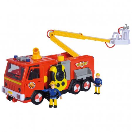 Masina de pompieri Simba Fireman Sam Mega Deluxe Jupiter cu 2 figurine si accesorii [0]