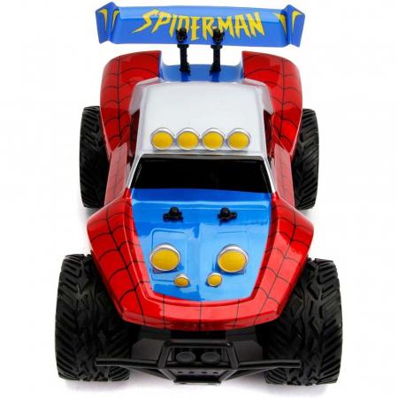 Masina Jada Toys Marvel Spider Man Buggy 1:14 cu telecomanda [1]