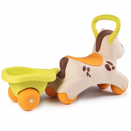 Masinuta de impins Smoby Baby Pony [1]