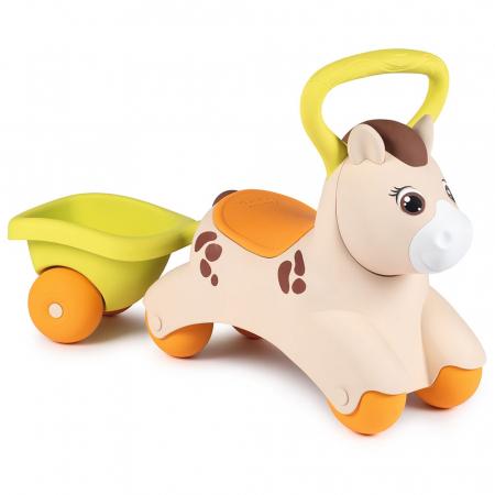 Masinuta de impins Smoby Baby Pony [0]