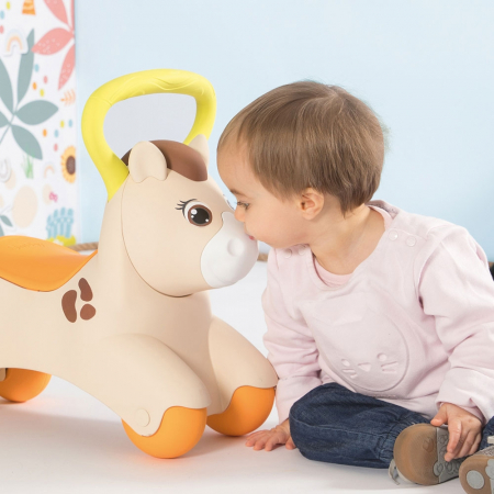 Masinuta de impins Smoby Baby Pony [7]