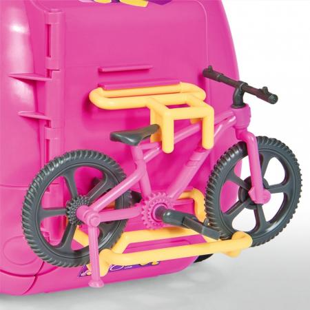 Papusa Simba Evi Love 12 cm Holiday Camper cu rulota si accesorii [4]