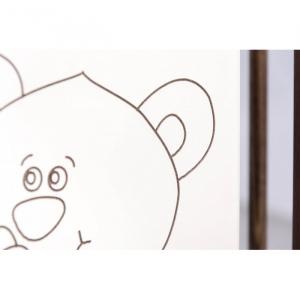 Patut Drewex Bear - Wenge + Saltea Cocos 12 cm4