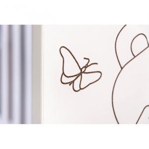 Patut Drewex Bear - Wenge + Saltea Cocos 12 cm3
