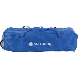 Patut pliabil cu 2 nivele si accesorii Sun Baby - Sweet Dreams4