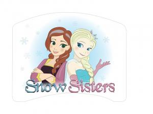 Patut Tineret MyKids Lucky 44 Snow Sisters-140x801
