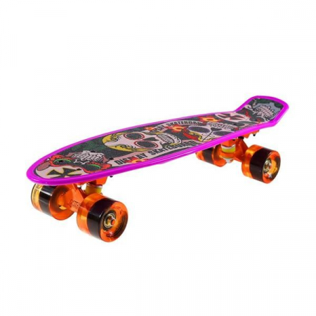 Penny board Crude Mexican Nils Extreme [0]