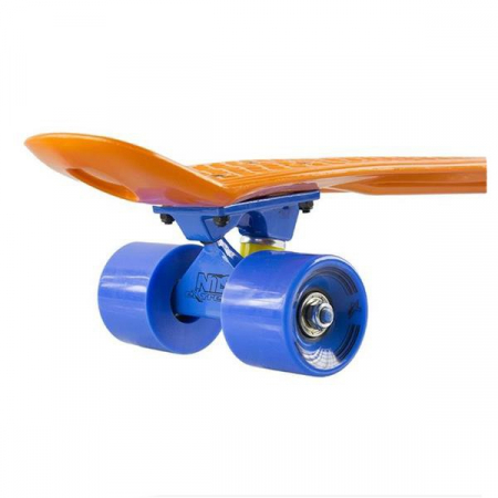 Penny board Nils Extreme-oranj [6]