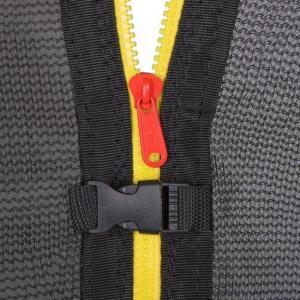 Plasa siguranta pentru trambulina 244 cm cu 6 stalpi exterior - Springos [1]