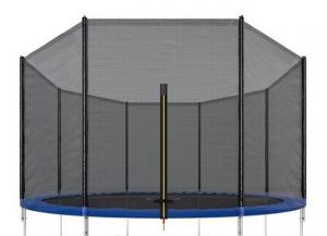 Plasa siguranta pentru trambulina 244 cm cu 6 stalpi exterior - Springos [0]