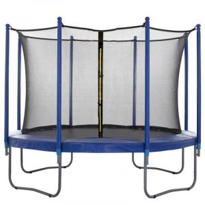 Plasa siguranta pentru trambulina 366 cm cu 8 stalpi interior [0]