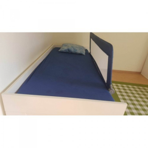 Protectie pat rabatabila pentru somiera adancita 150 cm marine - Olmitos [2]