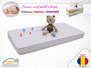 Saltea MyKids Cocos Confort II 160x80x10 (cm)0