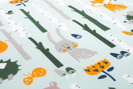 Saltea pliabila Sensillo SUPREME Animals [3]
