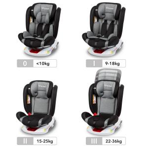 Scaun auto Kidwell Orbit 0-36 Kg Black4