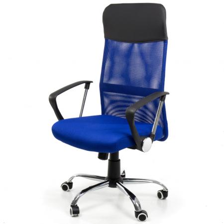 Scaun birou ergonomic Sportmann 2501-albastru [3]