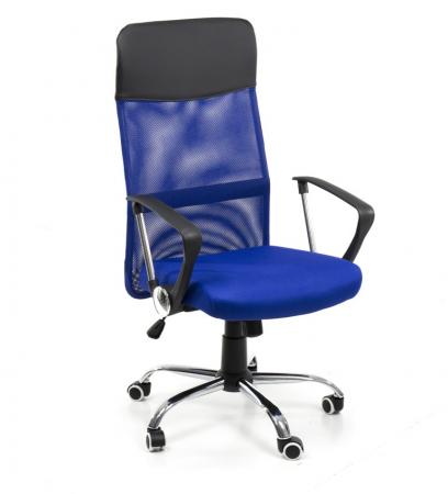Scaun birou ergonomic Sportmann 2501-albastru [6]