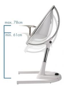 Scaun de masa copii Mima Moon 0-45 kg [6]