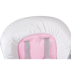 Scaun de masa Sun Baby 002 Comfort Basic - Pink7