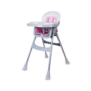 Scaun de masa Sun Baby 002 Comfort Basic - Pink0