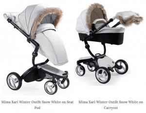 Set de iarna Mima Winter Outfit pentru Xari sau Kobi0