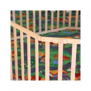 Tarc copii pliabil din lemn - Mesterel4