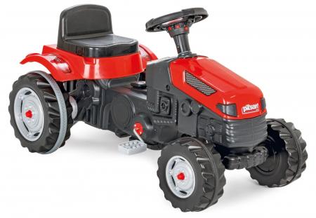 Tractor cu pedale Pilsan ACTIVE Rosu [0]