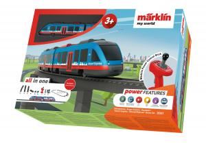 Tren de calatori cu telecomanda si accesorii Airport Express - Marklin [1]