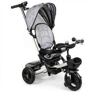 Tricicleta cu sezut reversibil Ecotoys JM-311 - Gri0