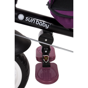 Tricicleta cu sezut reversibil Sun Baby 017 Fresh 3608