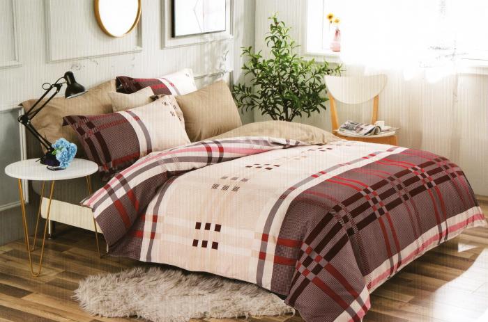 Lenjerie de pat din Finet satinat gros - F20-06 0