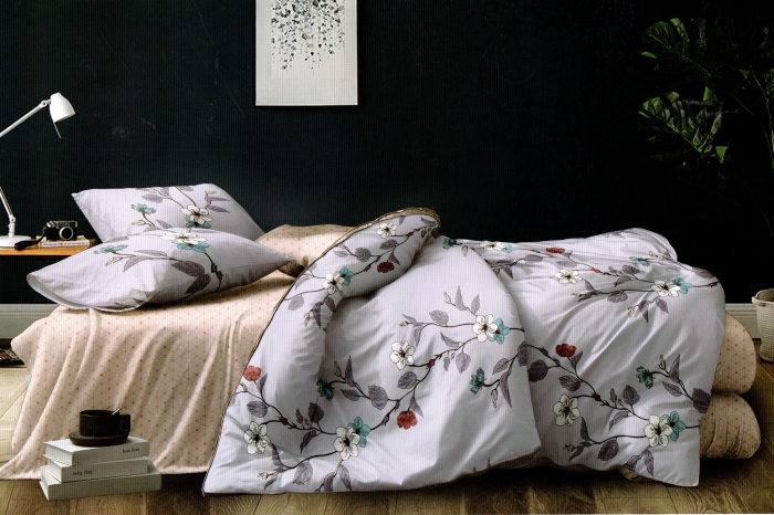 Lenjerie de pat din Finet satinat - F19-48 0