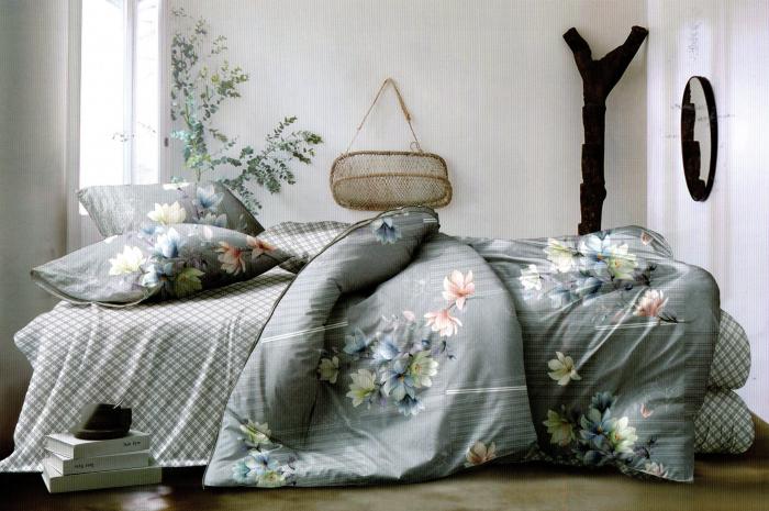 Lenjerie de pat din Finet satinat - F19-49 0