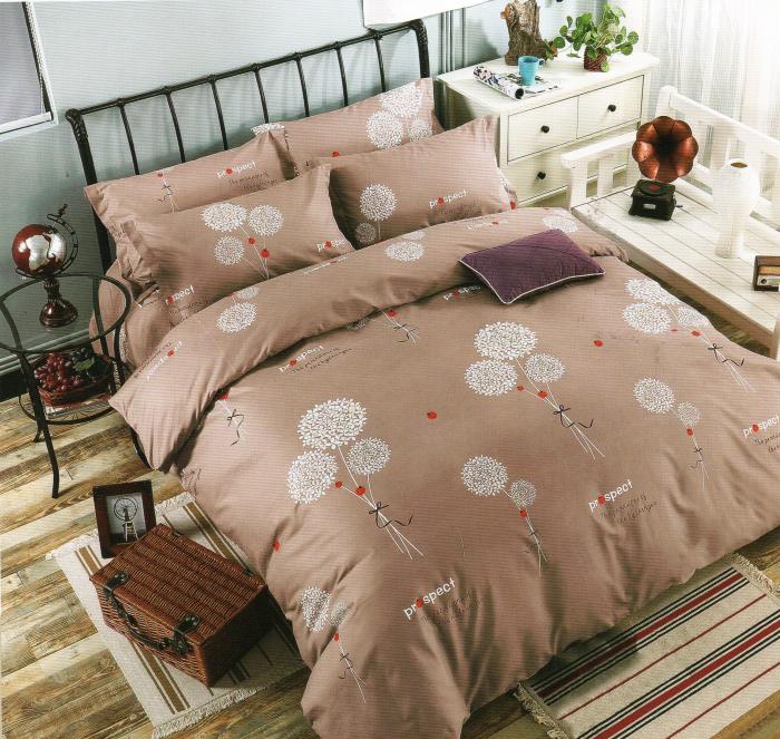 Lenjerie de pat din Finet satinat gros - F13A-07 0