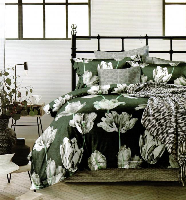 Lenjerie de pat din Finet satinat - F19-58 0